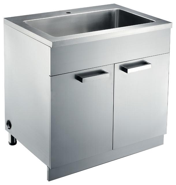 Vintage Retro Metal Kitchen Cabinet Cast Iron Sink Ebay. Nice Kitchen  Industry